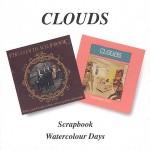 Clouds - Scrapbook / Watercolour Days