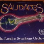 """José Calvário & The London Symphony Orchestra - """"Saudades"""""""