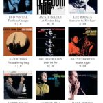 """Bud Powell - """"The Scene Changes"""" + Jackie McLean - """"Let Freedom Ring"""" + Lee Morgan - """"Search For The New Land"""" + Sam Rivers - """"Fuchsia Swing Song"""" + Joe Henderson - """"Mode For Joe"""" + Wayne Shorter - """"Adam's Apple"""" + Larry Young - """"Mother Ship"""" + Andrew Hill - """"Passing Ships"""" + Hank Mobley - """"Thinking Of Home"""""""
