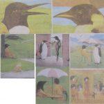 """Penguin Cafe Orchestra - """"A Arte Do Desequilíbrio Perfeito"""" (concertos / antevisão / artigo opinião / discografia)"""