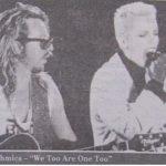 """Annie Lennox e Dave Stewart - """"Eles Os Dois São Ela"""" (programa de televisão / documentário biográfico)"""