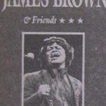 "James Brown & Friends - ""James Brown & Friends"" (vídeo / vhs)"