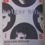 """Holger Hiller - """"As Is"""""""