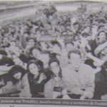 """Freddie Mercury - """"Homenagem A Mercury, Ontem, No Estádio De Wembley - Nas Garras De Freddie"""""""