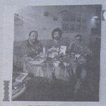 "Roberto Musci & Giovanni Venosta - ""A Noise, A Sound"""